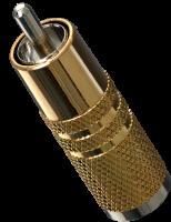 Cardas GRMO Male RCA plug